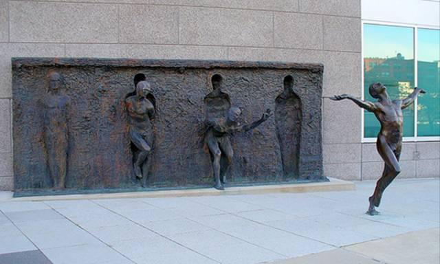 Freiheit Skulptur