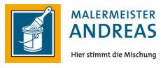 Malermeister Andreas Logo