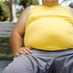 Zu dicker Bauch