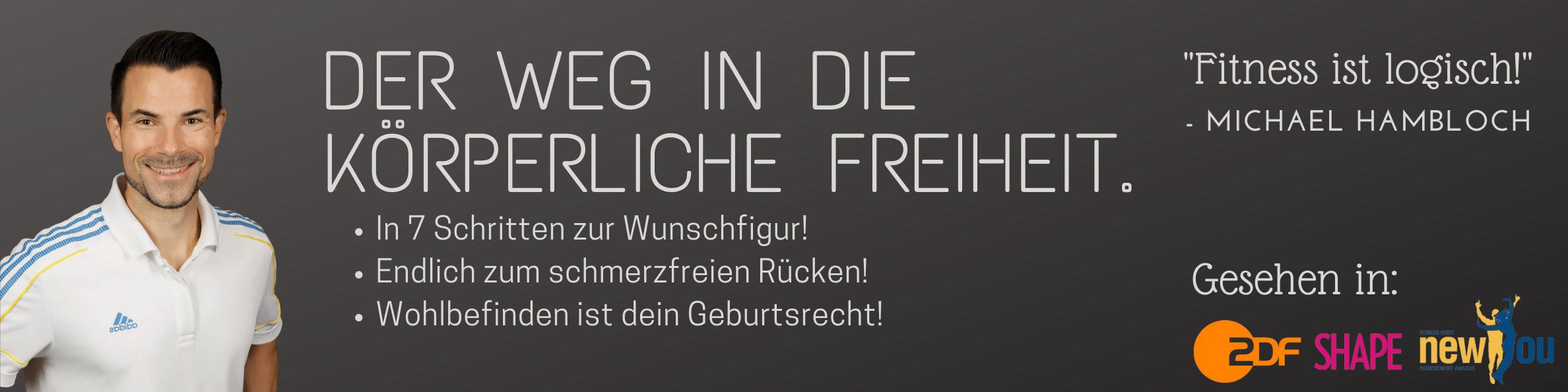 Michael Hambloch Banner Körperliche Freiheit Startseite