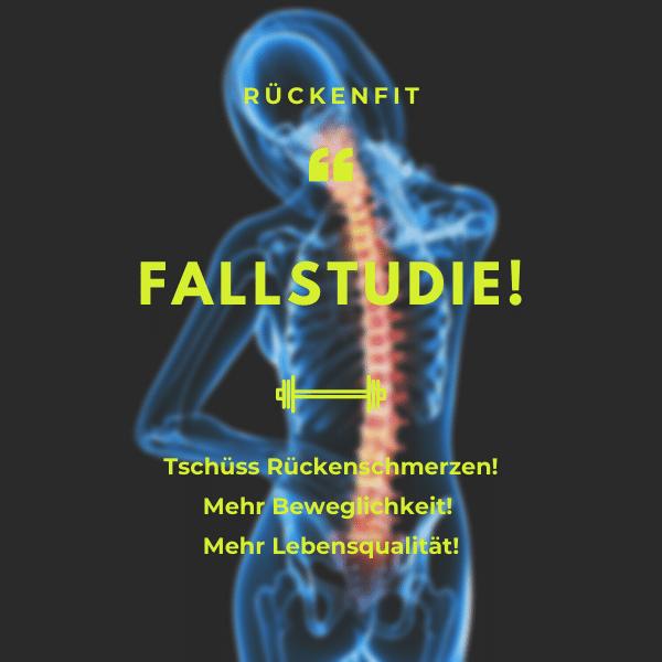 Rückenfit – Fallstudie